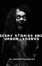 Scary Stories and Urban Legends by femenoodles