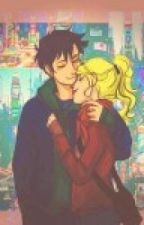 A long day without you - Percabeth by MeleTeccoNecco
