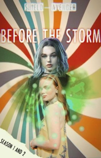 Before the Storm ☂ Five Hargreeves  #wattys2019