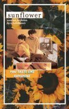 sunflower - VIXX wontaek by achahakyawn