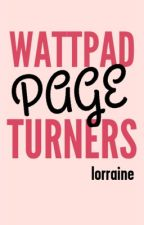 Wattpad Page Turners by littlemotel