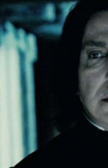 To love a broken man (Severus Snape/Hermione Granger)