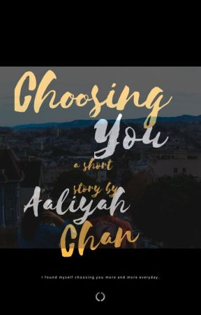 Choosing You   Saint Valentine 2019 Contest by aaliyahchan