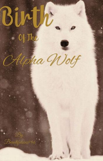 Birth Of The Alpha Wolf (Complete/Editing)