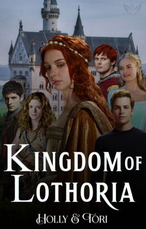 Kingdom of Lothoria - Book 1 by Crazy_People_410