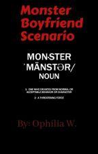 Monster boyfriend scenarios by Yonko_Of_The_Sea