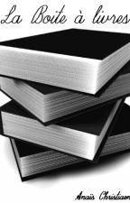La boîte à livres by AnaisChristiaen