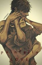 painful love | spamano | one shot by orkelelel