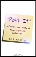 Post-It  by _Stirtt_
