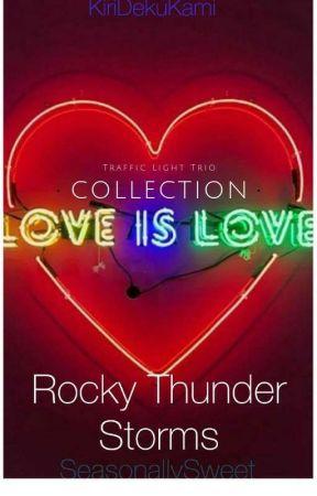 Rocky Thunder Storms by SeasonallySweet