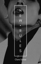 New Rules × JUNGKOOK  by ClaraSonze