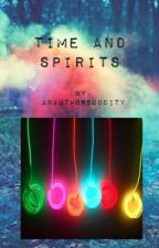 Time And Spirits • Klaus Hargreeves by anauthorsoddity