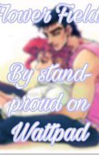 Flower Fields - Jotaro x Kakyoin by stand-proud