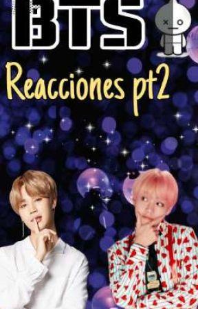 BTS Reacciones pt2 by ChioMin1