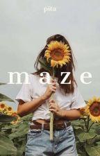 M A Z E  by flamincosmiccheetos