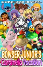 Bowser Junior's Caramella Vacation by MarioFan67