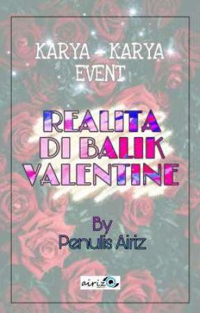 "EVENT AIRIZ ""Realita di balik Valentine"" by AirizPublishing"