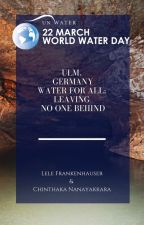 Ulm, Germany - Water for All; Leaving No One Behind by xxfovvsxx