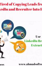 LinkedIn Recruiter Extractor by Ahmad_Software