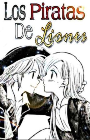 Los Piratas De Liones by SamantaPalomino1