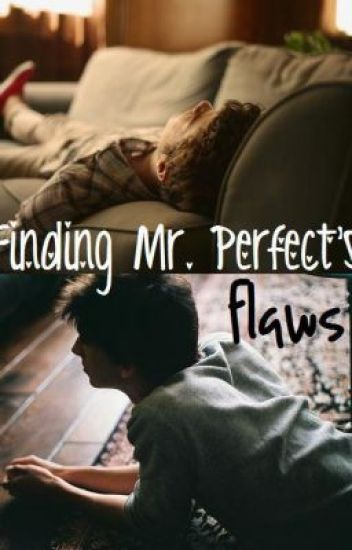 Finding Mr. Perfect's Flaws (boyxboy) *EDITING*