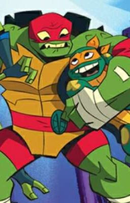 Rise Of The Tmnt X Reader Mikey X Shy Reader Wattpad