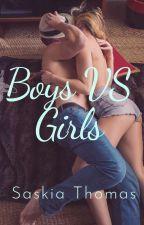 Boys VS Girls  by saskiaunique