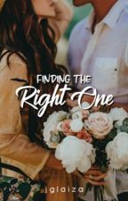 Finding The Right One by jglaiza