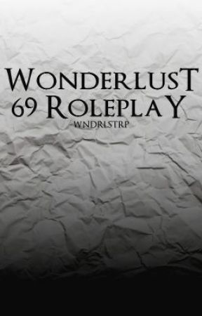 Wonderlust 69 Roleplay: Activity Area by -WndrlstRP