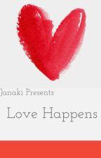   Love Happens   by MadhavaPriyaa