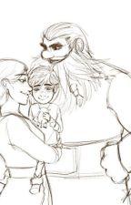 Hiccup se vuelve niño ( como entrenar a tu dragón ( advertencia contiene spank) by sharithehedgehog