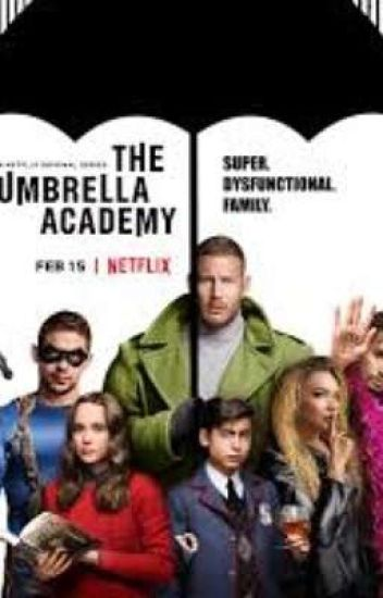 Umbrella Academy x reader