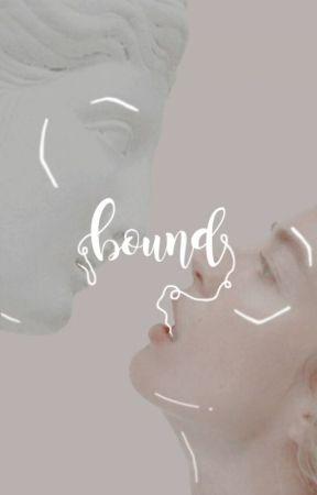 BOUND, jason grace by melpomeine