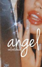『 angel 』 oscar diaz by velvetdecal