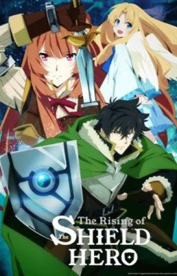 The Phantasm Hero (The Rising of the Shield Hero X Male