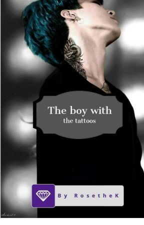 The boy with the tattoos(Yoonmin) *Completed* #Wattys2019 by RosetheK