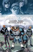 The Umbrella Academy; imagines/preferences/scenarios by wxtches
