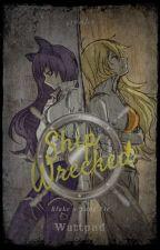 Shipwrecked - RWBY AU [Bumbleby/Yang X Blake] by grumfee