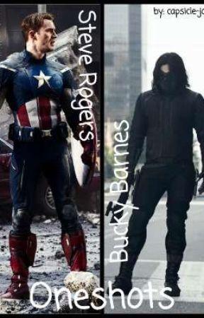 Steve Rogers and Bucky Barnes Oneshots - Cloudburst - Bucky Barnes x