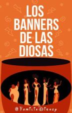 Los banners de las Diosas by FamiliaDisney