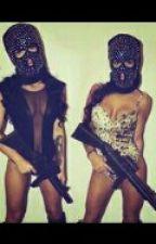 Mafia  Girls (D&D) by Marzipan1