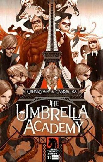 The Umbrella Academy Preferences (On Hiatus)
