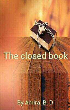 The Closed Book by AmiraBenDhia