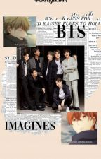 bts imagines by vintagekimth