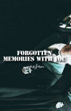 Forgotten Memories With You || WooSan by KPOPJuliaMichelle