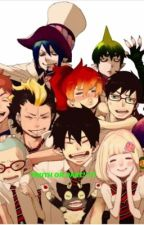 Blue Exorcist Truth or Dare by XxBecca29xX