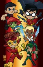 Young Justice Truth or Dare by AngelicFlames