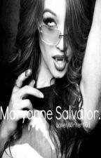 Maryanne Salvator.(Damon and Stefan's little sister)EDITING! by LovelyWriter101