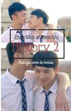HIStory 2 - Zhen Wen & Zhen Wu - Mais que amor de irmãos by moonlight_girl26