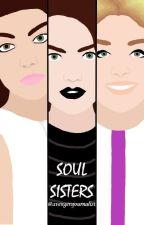 AVENGERS: Soul Sisters. by PotterMickeyAndWho